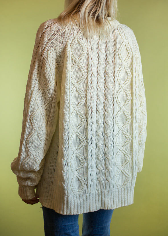 Vintage Knit Sweater