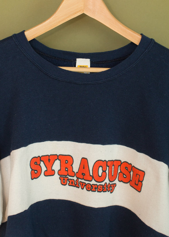 Vintage Syracuse University Crewneck Sweatshirt