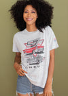 Vintage 1992 Camel Races Virginia Tee