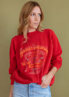 Vintage Faded Harley Sweatshirt