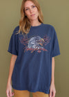 Vintage 90s Faded Harley Wisconsin Eagle Tee