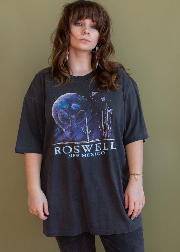 Vintage 90s Roswell, NM Tee
