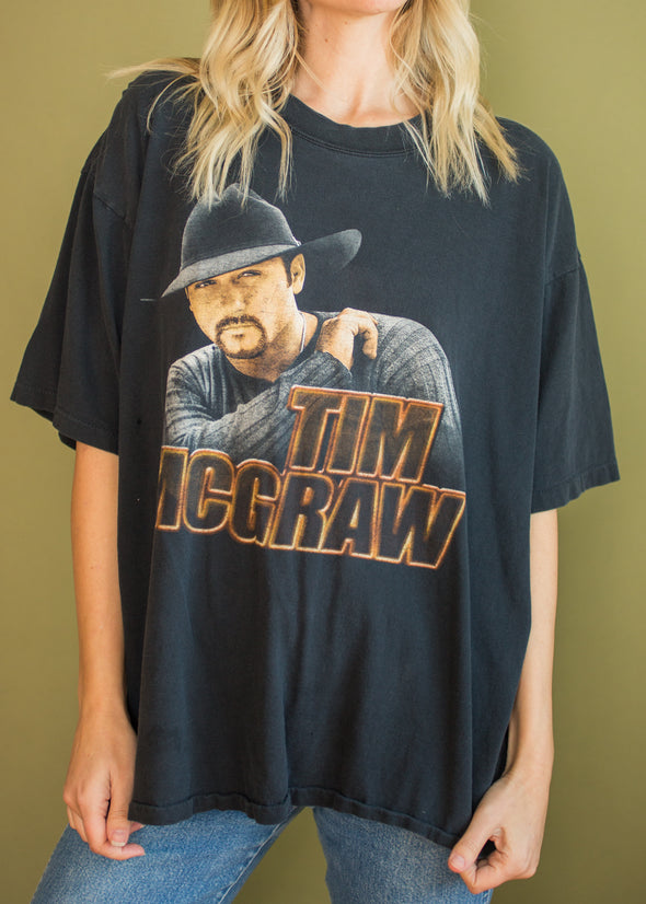 Vintage Tim McGraw Tee