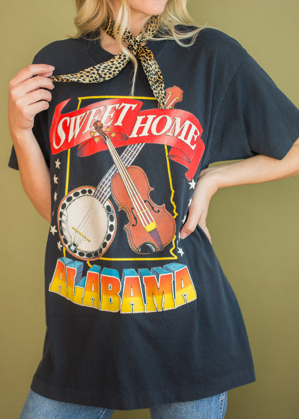 Vintage Sweet Home Alabama Tee