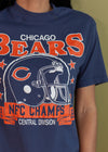 Vintage 1988 Chicago Bears Tee
