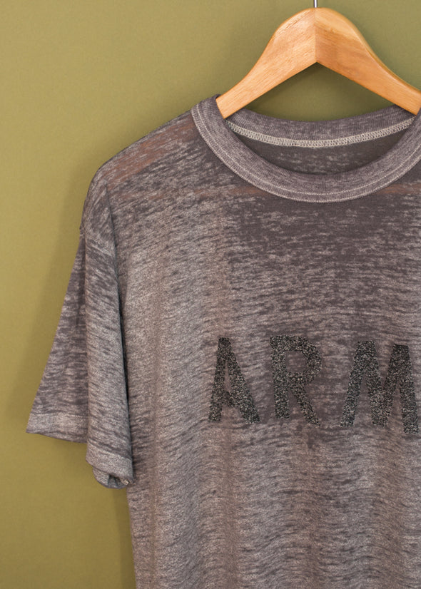 Vintage Paper Thin Army Tee