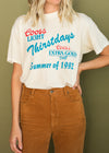 Vintage Coors Light Summer 1992 Tee