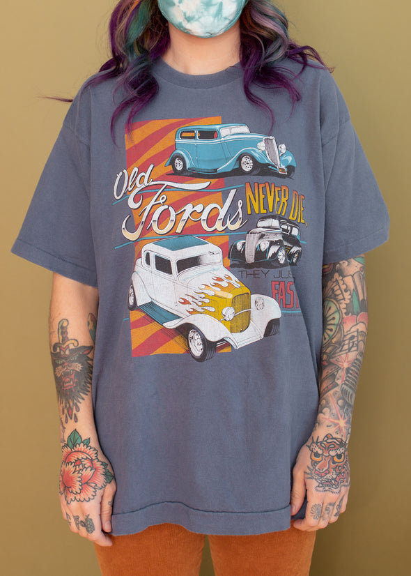 Vintage Fords Never Die Tee