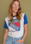 Vintage 1980s New York Rangers Thin Tee