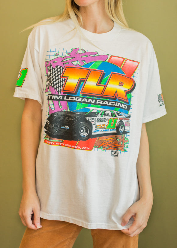 Vintage Tim Logan Racing Tee