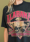 Vintage Alabama Football Tee