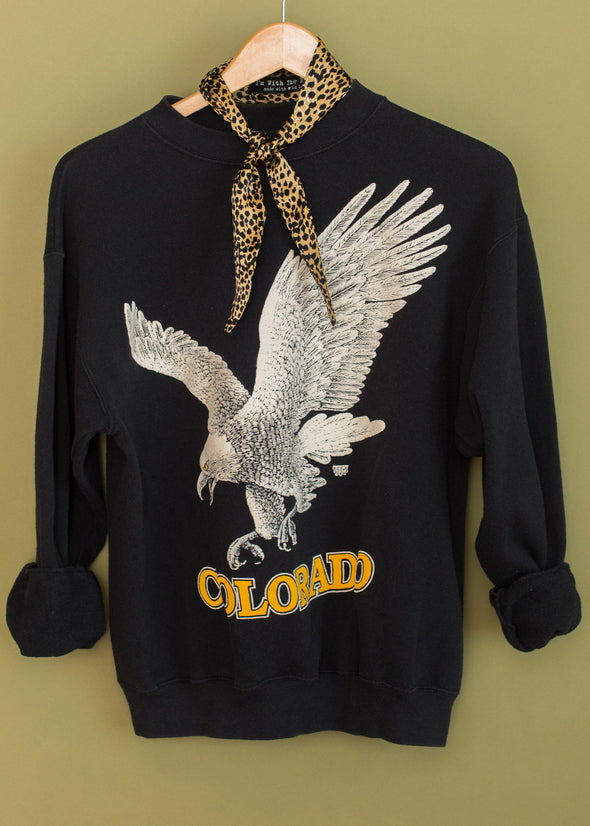 Vintage 90s Colorado Eagle Sweatshirt