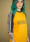 Vintage Michelob Two Toned Tee