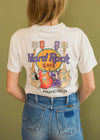 Vintage 90s Hard Rock Cafe San Francisco Tee