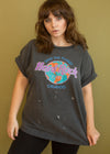 Vintage 90s Grungy Hard Rock Cafe Tee