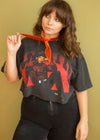 Vintage 90s Garth Brooks Cropped Tee