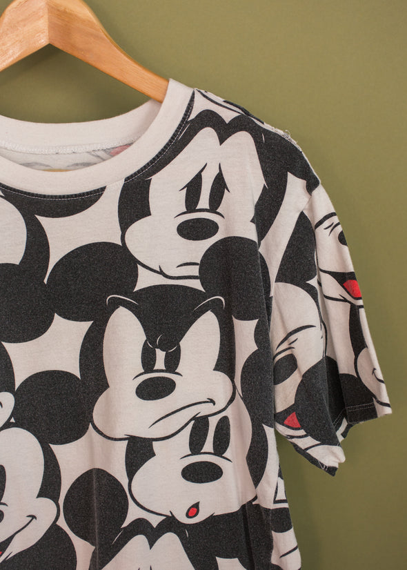 Vintage 90s Mickey Mouse Tee
