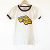 Electric West 70's Bolt tee vintage inspired graphic tee