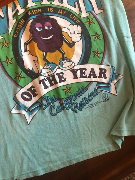 Vintage Thin 1988 California Raisins Tee