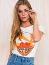 Sedona Tee - Electric West vintage 1970s inspired graphic tee arizona t