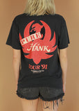 Vintage Hank Williams Bosephus Tour Tee