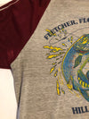 Vintage Fletcher Floodwater Fishing Tee