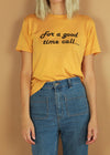 Vintage 1985 For a Good Time Call tee