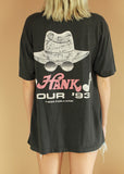 Vintage Hank Williams Jr '93 Tour Tee