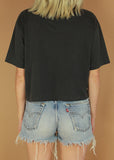 Vintage Operation Desert Storm Cropped Tee