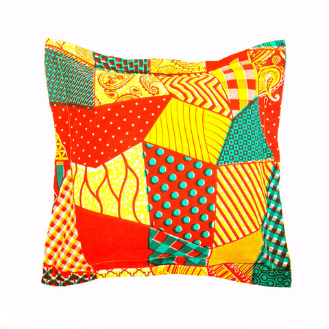 """Prints and Patterns"" Decor Pillow"