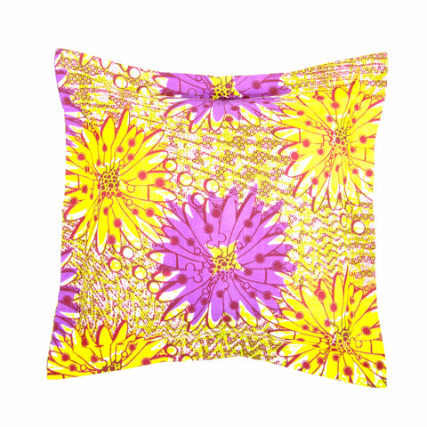"""Sunflower"" Decor Pillow"
