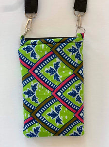 "Phone Purse ""Mint"""