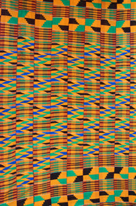 "Throw ""Royal Kente"""