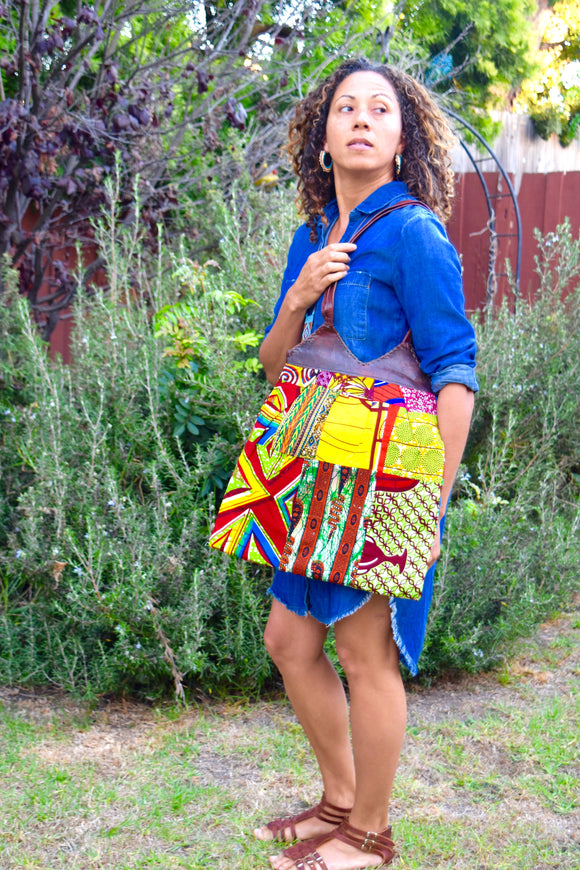 Patchwork Bag