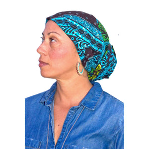 "Head Wrap ""Floral Flow"""
