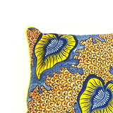 """Yellow Garden"" Pillow"
