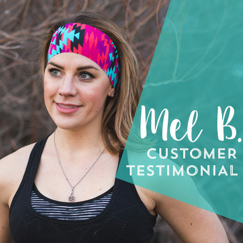 Customer Testimonial: Mel Bellflower