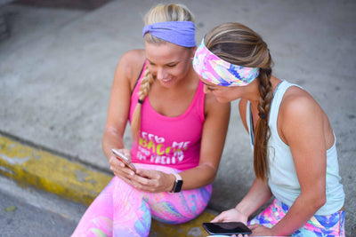 Fitness Fox Headbands