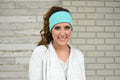 Polartec Fleece-Lined Headband - Mint