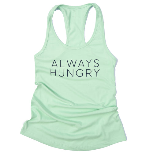 Classic Tank - Always Hungry - Mint