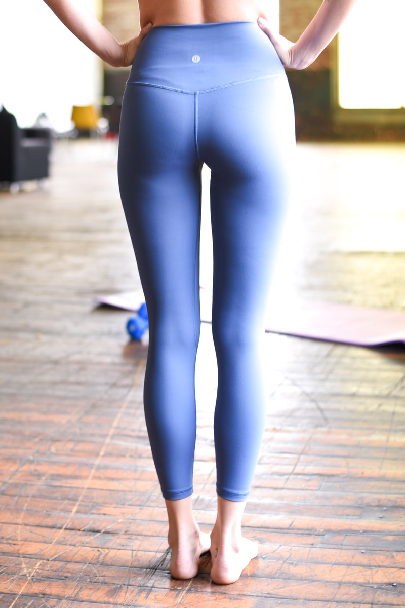 Limitless High Rise Weightless Leggings - 7/8 Ankle - Pigeon