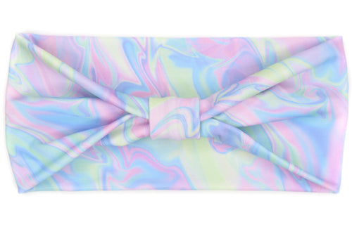 Wide Bow - Faux Hologram