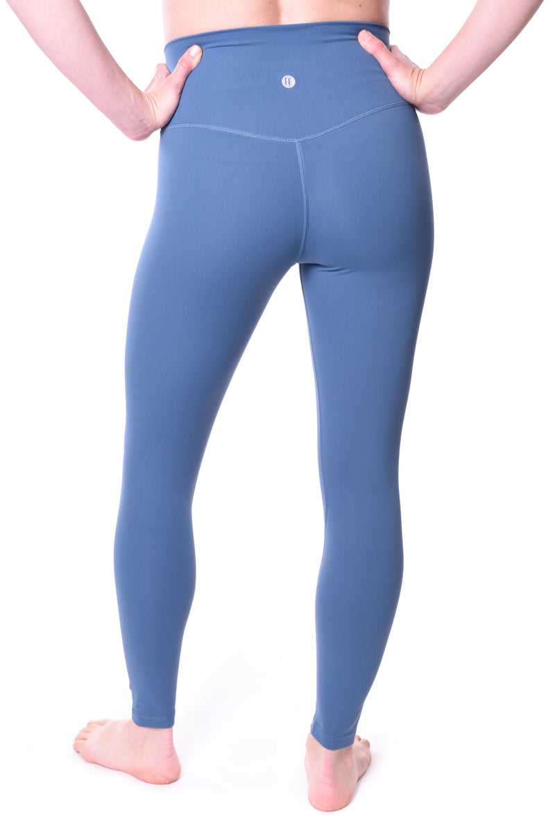 Limitless High Rise Weightless Leggings - 7/8 Ankle - Bayoux