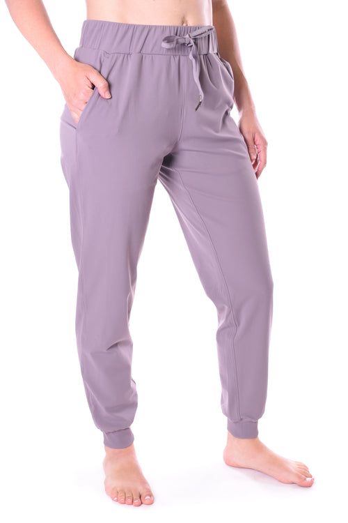 Aquarius Everyday Stretch Jogger - Mauve