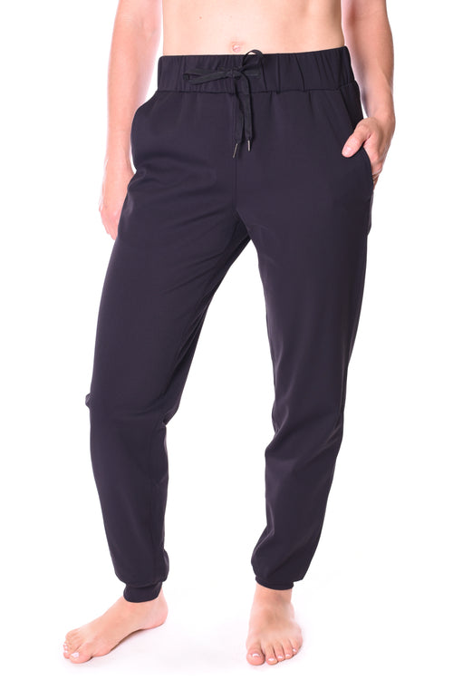 Aquarius Everyday Stretch Jogger - Black