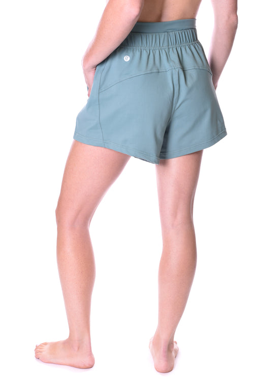 Taurus High Rise Short - Fern