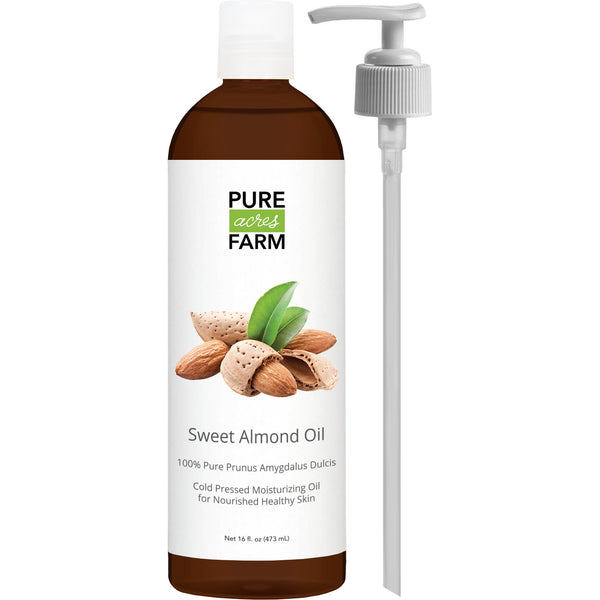 Sweet Almond Oil - 8oz