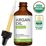 Argan Oil - USDA Certified Organic - 1oz