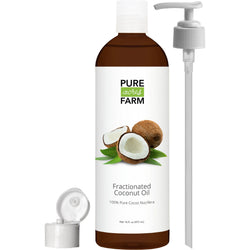 Fractionated Coconut Oil - 16oz