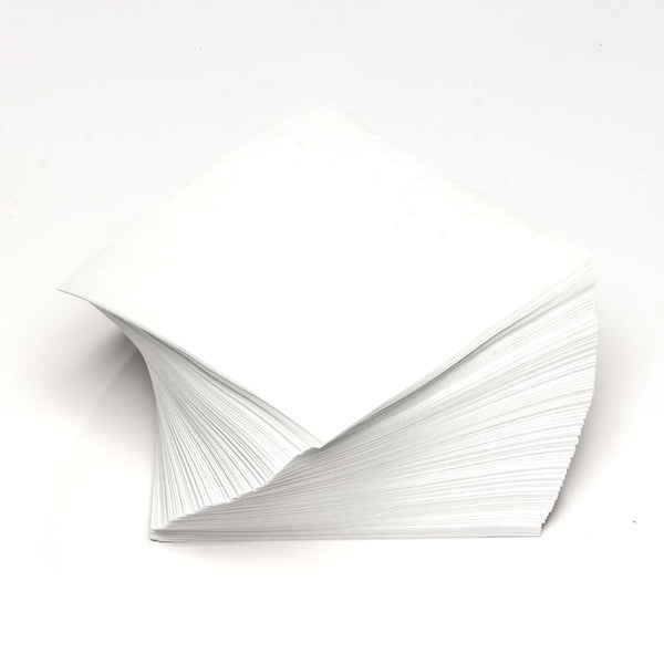 "Parchment Paper Sheets, Bleached 3.5""x3.5"" Silicone ULTRA *ON SALE*"
